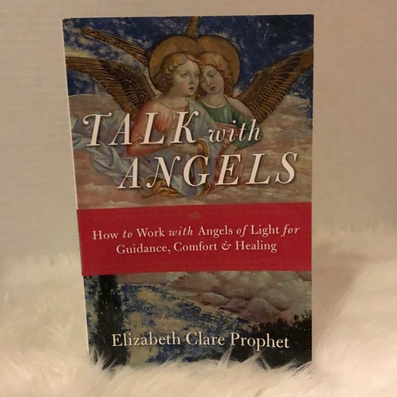 Talk With Angels Book